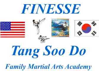 FINESSE Tang Soo Do Logo